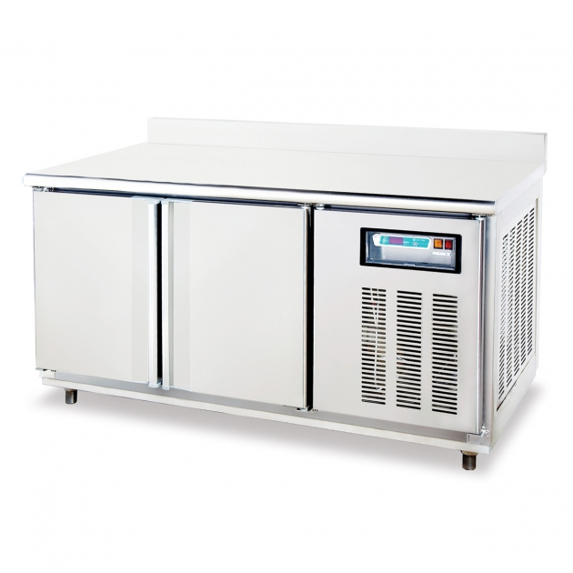 冷凍冷藏工作台(有背板) 1