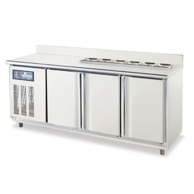 冷凍冷藏沙拉工作台 1