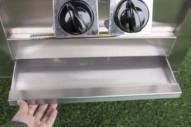 雙口噴火爐下櫥櫃 7